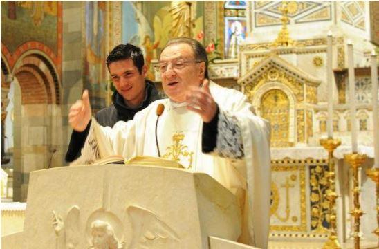Palio di Legnano, Contrada Legnarello: Don Giuseppe Prina, il parroco dellaBontà