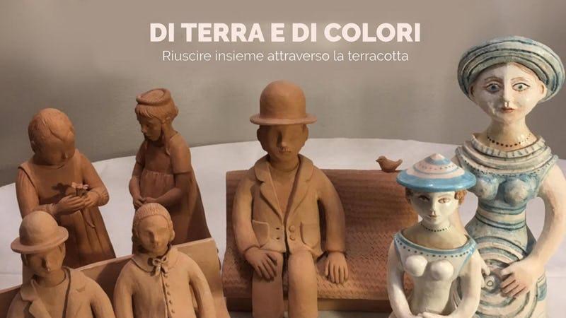 """Siena, Robur Siena: """"Di terra e di colori"""". La Robur sostiene il progetto della """"Fondazione il cuore si scioglieOnlus"""""""