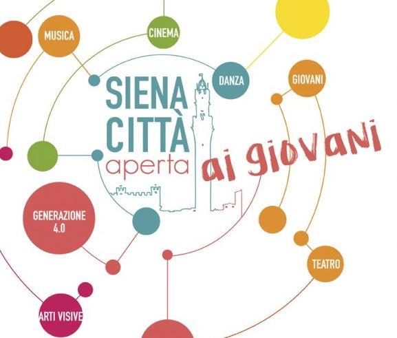 "Siena: Presentato il Festival ""Siena Città Aperta aiGiovani"""