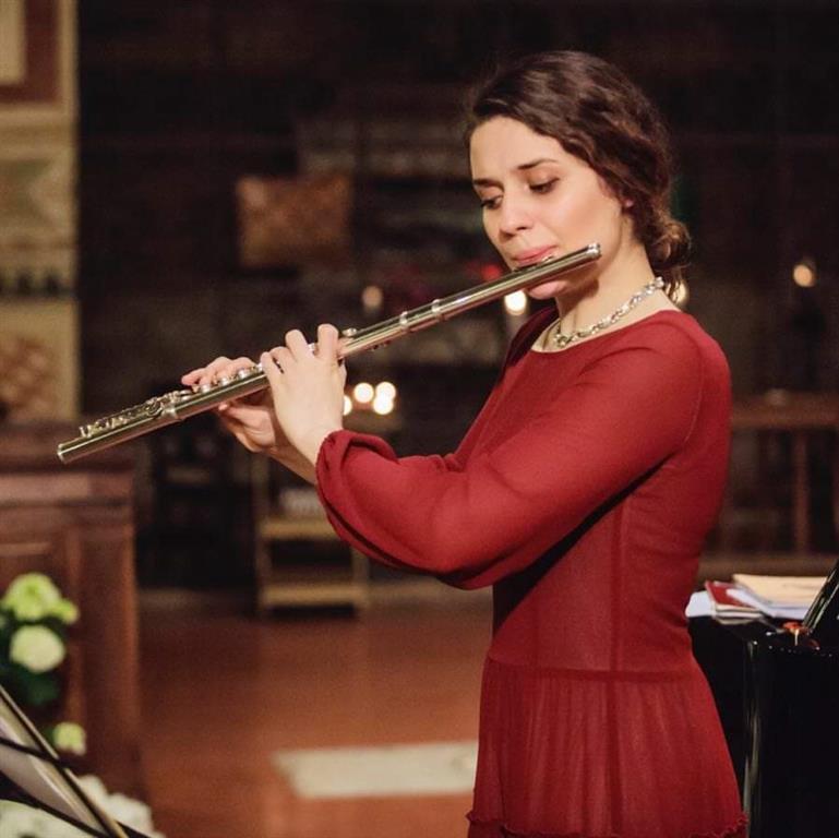 Siena, Conservatorio Franci: Luna Vigni in tournée con la Gustav MahlerJugendorchester