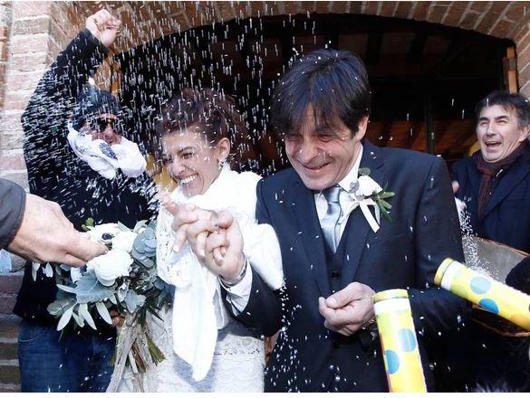 Palio di Siena: Il matrimonio dell'anno. Brio ha sposatoIlaria
