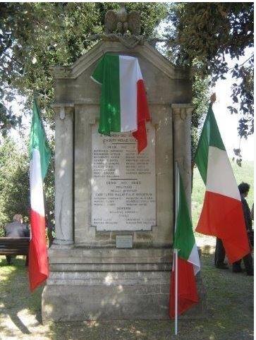 Provincia di Siena: Sarà restaurato il monumento ai caduti diVertine
