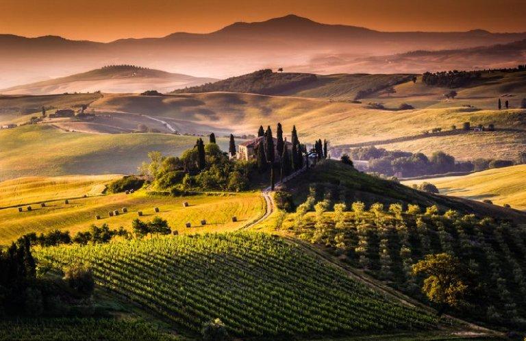 Provincia di Siena: Paesaggi Musicali Toscani. Emozioni con le musiche di Schumann, Brahms eBeethoven