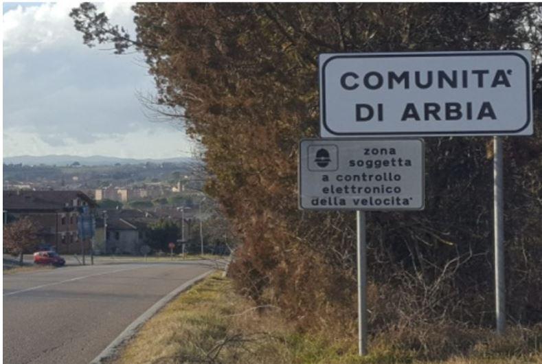 """Provincia di Siena: Cartello """"Comunità di Arbia"""", la posizione della Lega diAsciano"""