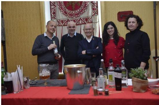 """Palio di Legnano, Contrada San Bernardino: Resoconto Serata """"Gin Tasting"""" del19/02"""
