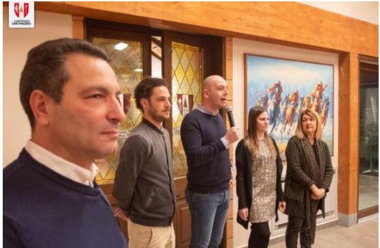 "Palio di Legnano, Contrada San Magno: Resoconto ""San Magnando"" del23/02"