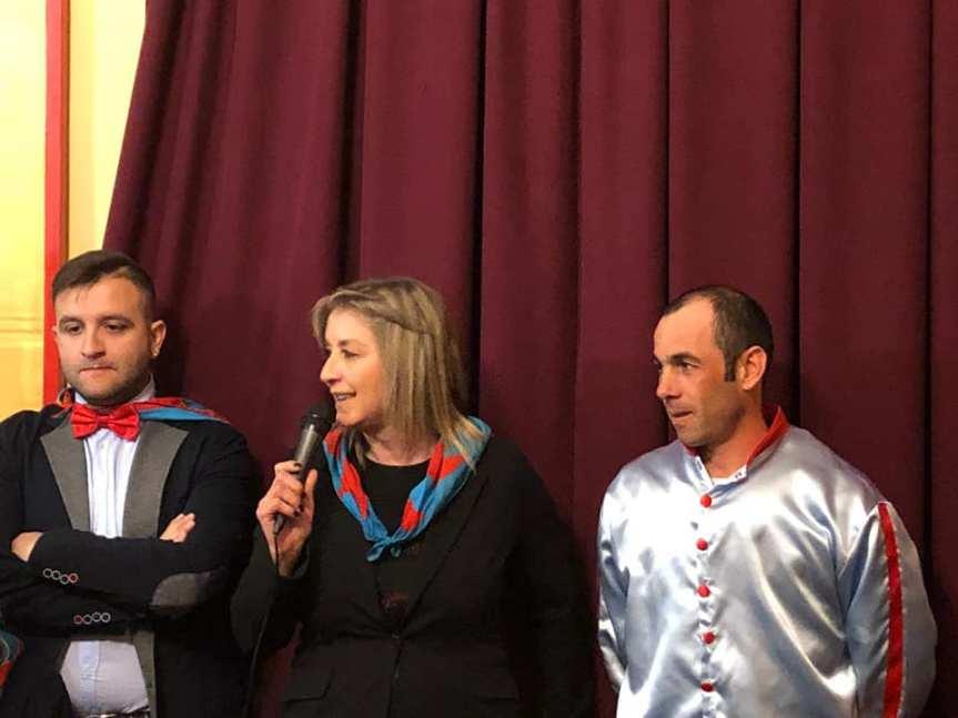 """Palio di Asti, Comitato Palio Rione Santa Caterina: """"Il Ritorno"""" di Pusceddu fasognare"""