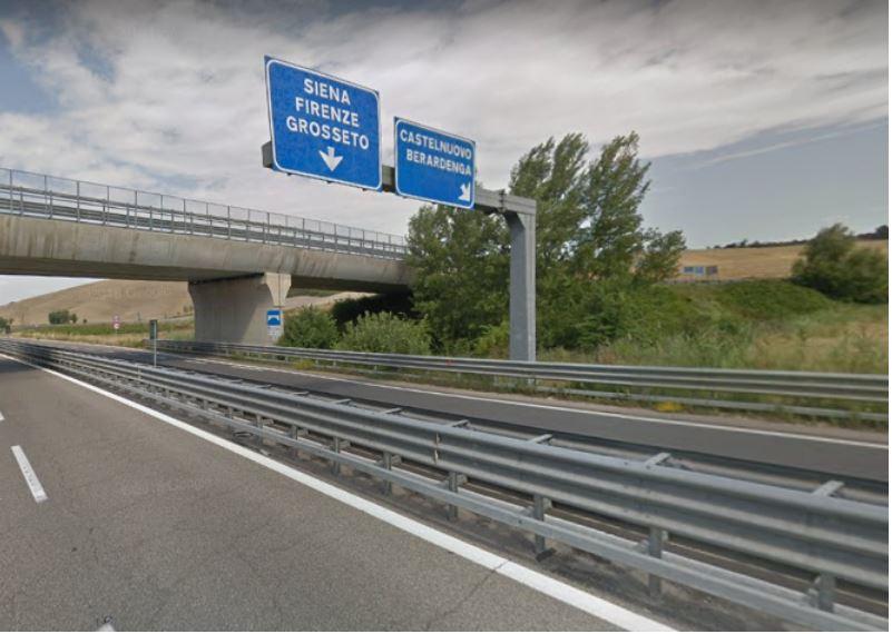 Siena, Sulla Siena-Bettolle avanzano i lavori di risanamento della pavimentazione: da lunedì chiuso lo svincolo diBettolle