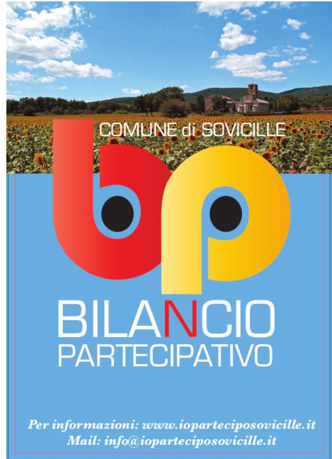 Provincia di Siena: Comune di Sovicille, i cittadini-proponenti illustreranno le loro idee per il Bilancio Partecipativo2018