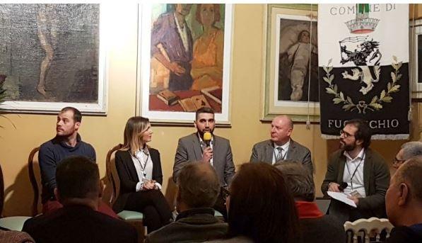 Palio di Fermo, Cavalcata dell'Assunta: Alla tavola rotonda di Fucecchio l'intervento della delegazionefermana