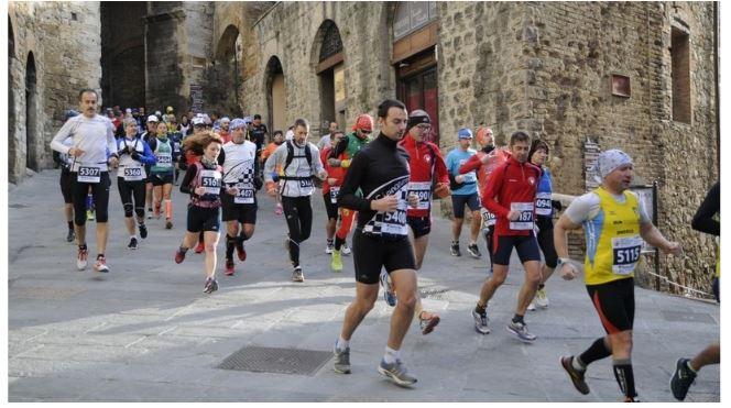 Siena: 22-23/02 Terre di Siena Ultramarathon2020