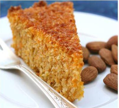 Gastronomia: Torta di Carote eMandorle