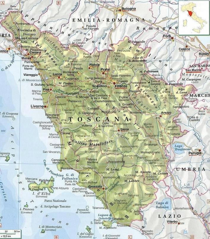 """Toscana: Libertà vo' narrando"""", viaggio digitale nella storia dellaRegione"""