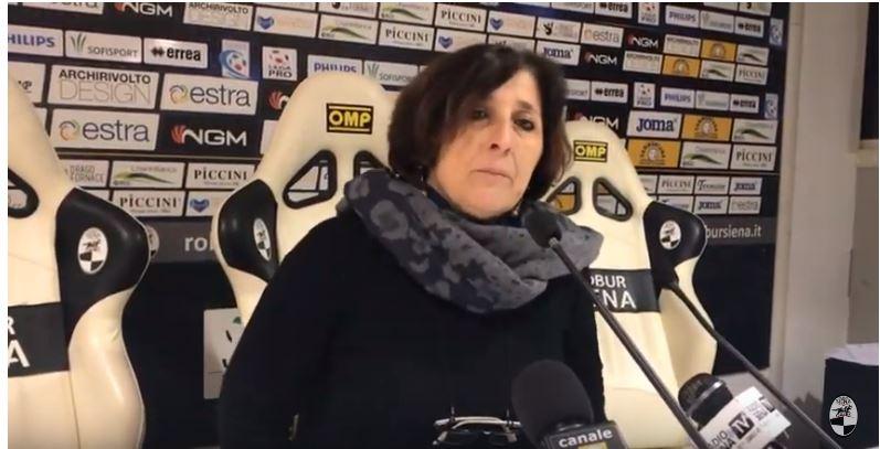 "Siena, Robur Siena, Pres. Siena scherza: ""Il nuovo allenatore bianconero? Saròio"""