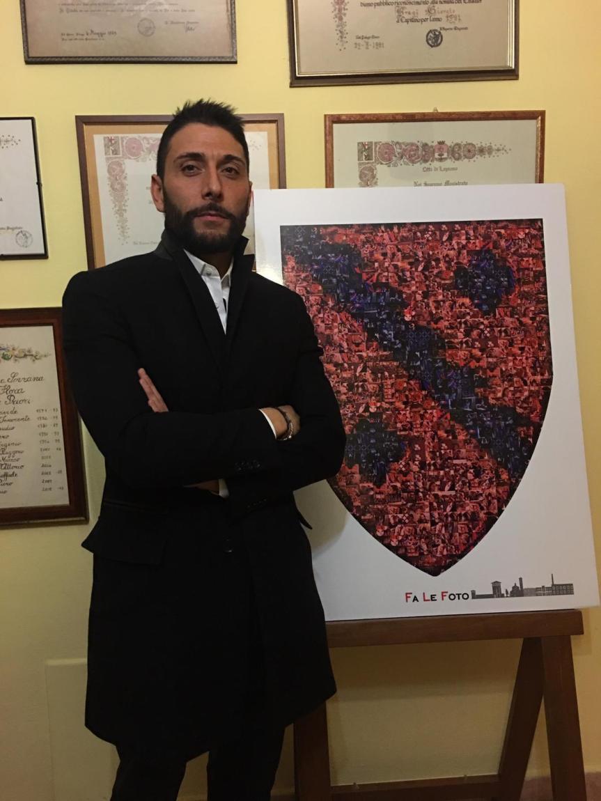 Palio di Legnano, Contrada La Flora: Antonio Primerano confermatoCapitano