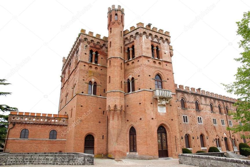 """Provincia di Siena, Gaiole in Chianti ancora set di un film: Concluse le riprese al Castello di Brolio di """"Rosaline"""" dellaDisney"""