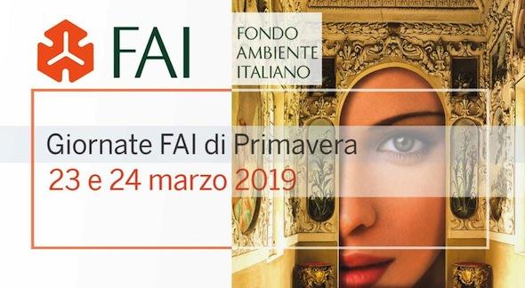 Siena: Giornate Fai di Primavera 2019, venerdì 15 marzo lapresentazione