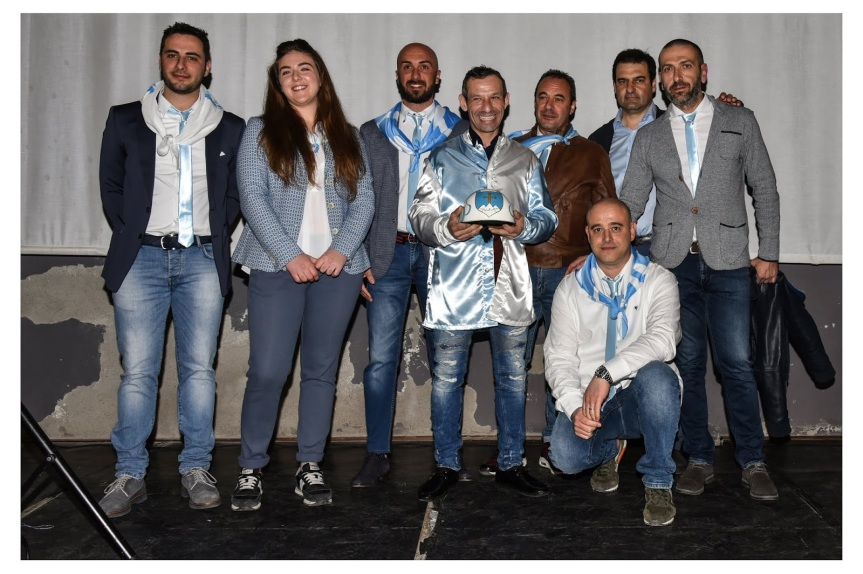 """Palio di Asti, Comitato Palio Montechiaro: Resoconto presentazione Alberto Ricceri detto """"Salasso"""""""