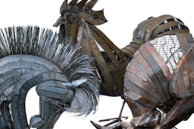Provincia di Siena: Trequanda inaugura una mostra su RobertoFerretti