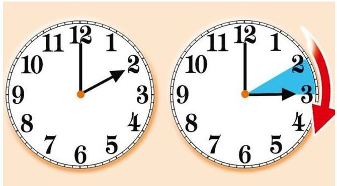 Siena: E' tornata l'ora legale, lancette spostate avanti diun'ora