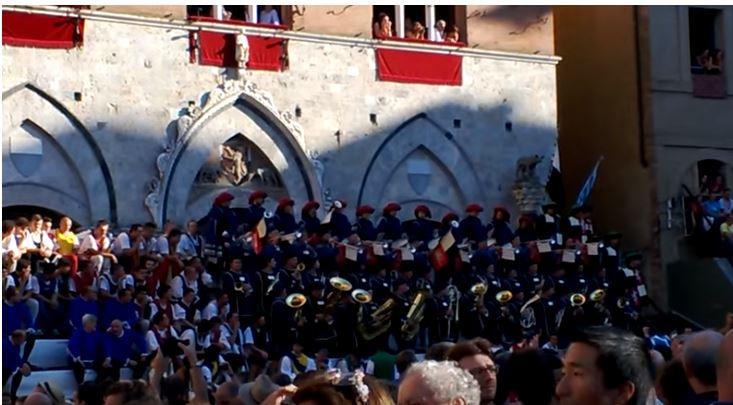 Palio di Siena: Squilli la fe' – Marcia delPalio