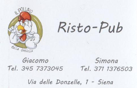 Siena, Sponsor, Pollaio delle Donzelle: Il programma stagionale delPollaio