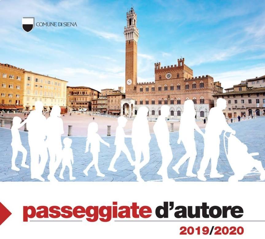 Siena, Una banca, una città: La storia del Monte dei Paschi in occasione di Passeggiatad'Autore