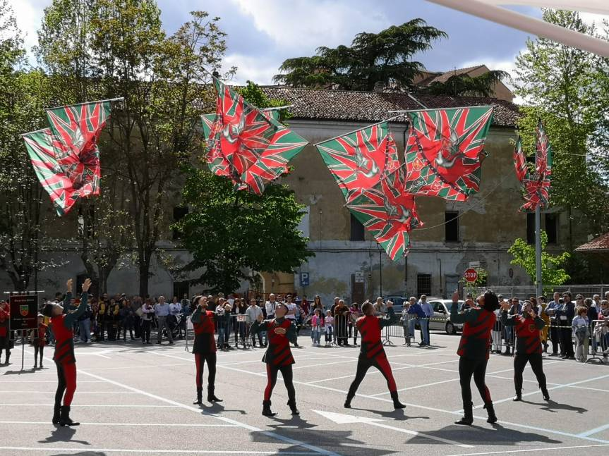 Palio di Asti, Comitato Palio Borgo San Pietro: Resoconto 5° Torneo Antica Rotonda di ieri28/04