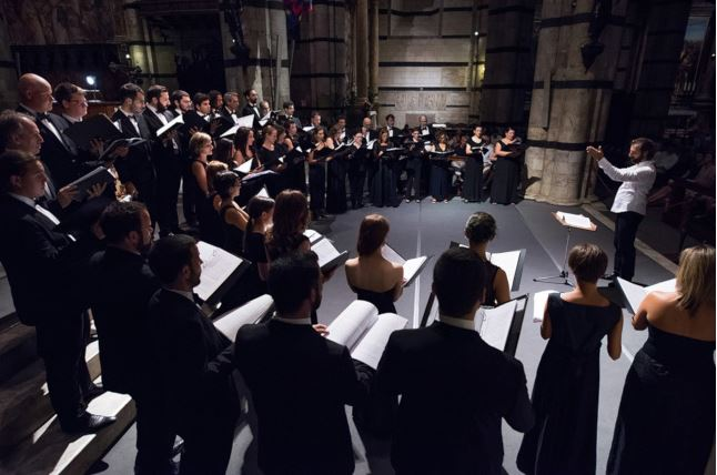 Siena: Il Coro della Cattedrale di Siena al Ravenna Festival2021