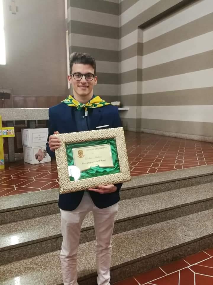 Palio di Asti, Comitato Palio Borgo San Lazzaro:  Andrea Poletto nominato Borghigiano dell'Anno2019