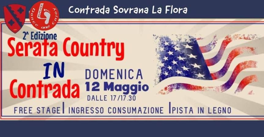 Palio di Legnano, Contrada La Flora: 12/04 SerataCountry