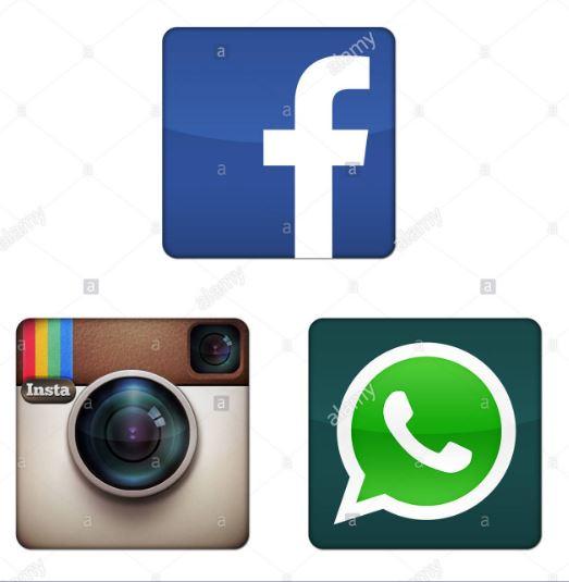Siena: Facebook, Instagram e Whatsappdown