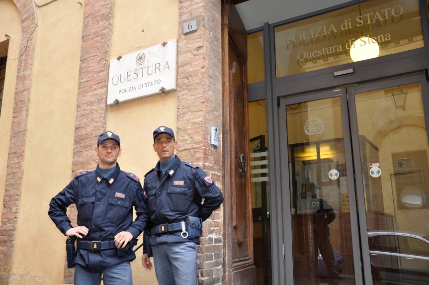 Siena: Borseggiatrici straniere sorprese dalla Polizia ed espulse dalQuestore