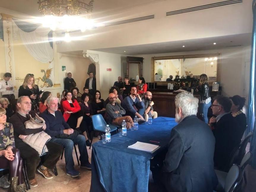 Siena: Ieri 18/04  primo appuntamento con #ILaboratoriDiIdee dedicati ai teatricittadini