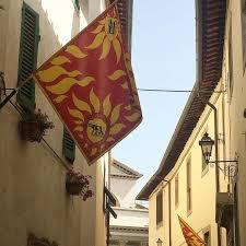 Palio di Castiglion Fiorentino, Rione Porta Romana: Rione in lutto per la scomparsa di ArturoCastellucci