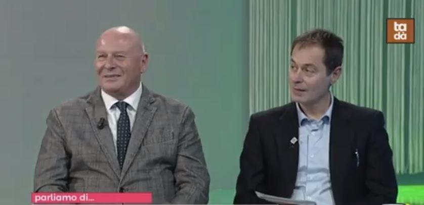 Palio della Costa Etrusca: Resoconto della partecipazione a RTv 38 di Roberto Saggini e Gianluca Vallesi per parlare delPalio