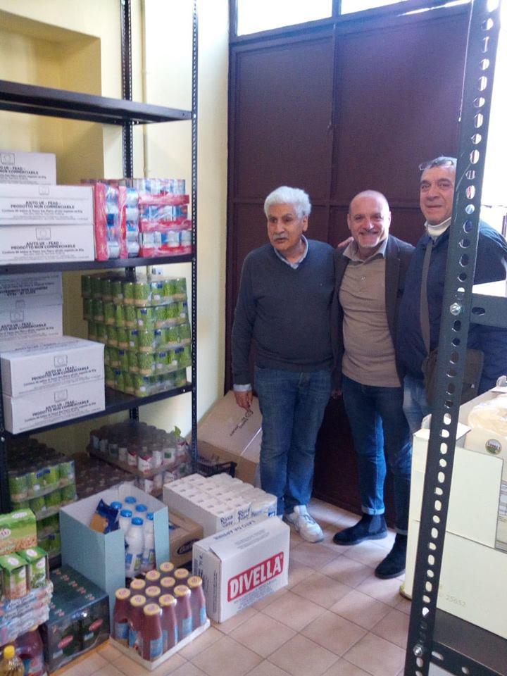 Palio di Asti, Rione San Secondo: Resoconto sull'iniziativa del Rione a favore delle personebisognose