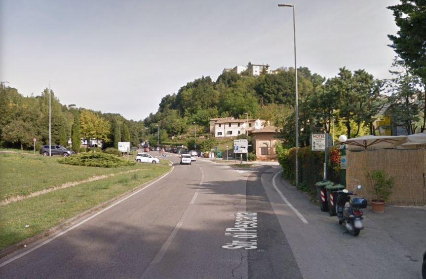 Siena: Donna investita da un'auto inPescaia