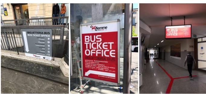 Siena: Nuovi orari di apertura per le biglietterie sul territorio di Siena eprovincia