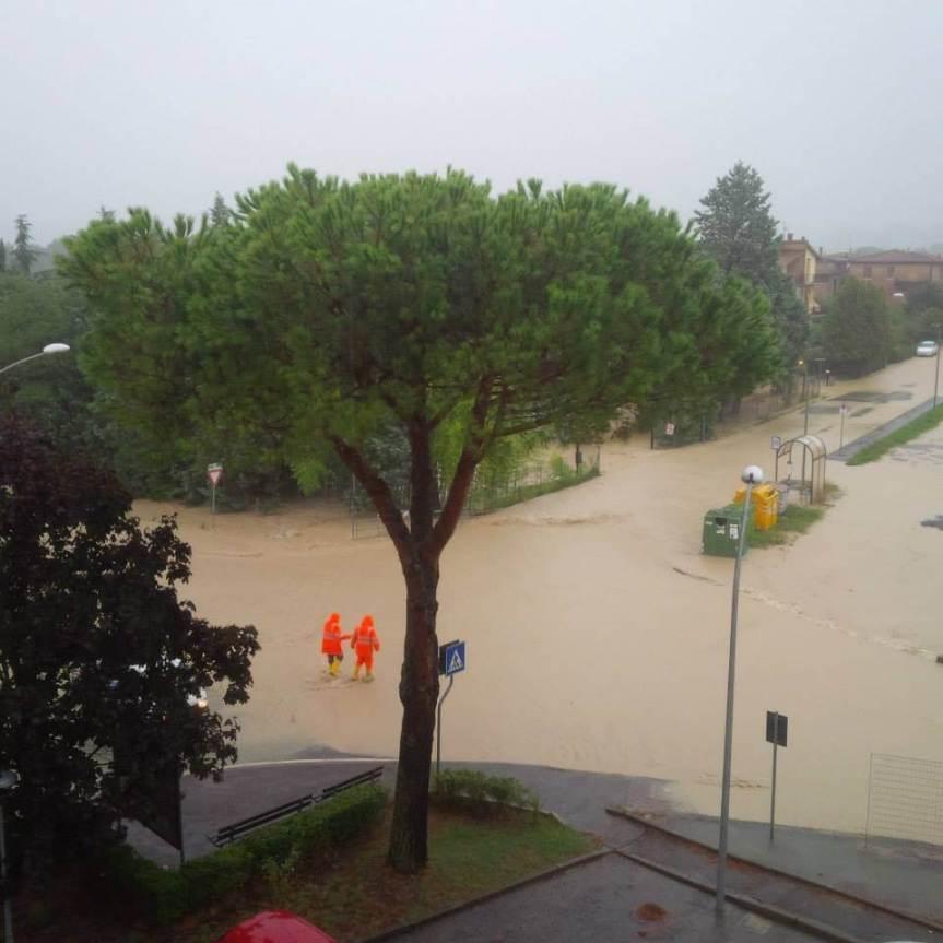 Toscana: Maltempo luglio 2019, riconosciuto lo stato di emergenza nazionale per Siena eArezzo