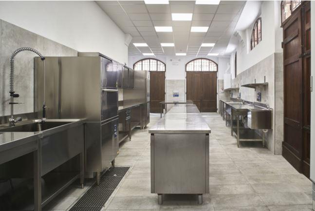 Siena, Contrada della Torre: Domani 04/05 ore 19 inaugurazione nuove cucine dellaContrada