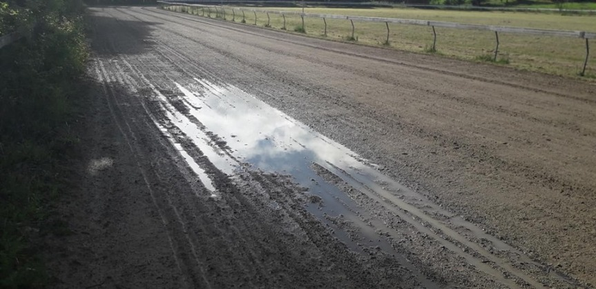 Farneta ( AR ): Annullato per pista impraticabile l'evento in programma oggi12/05