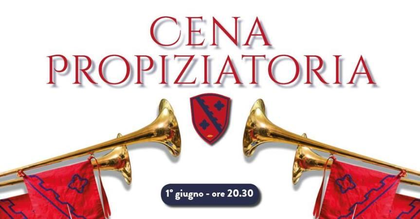 Palio di Legnano, Contrada La Flora: 01/06 Cena Propiziatoria ✤2019