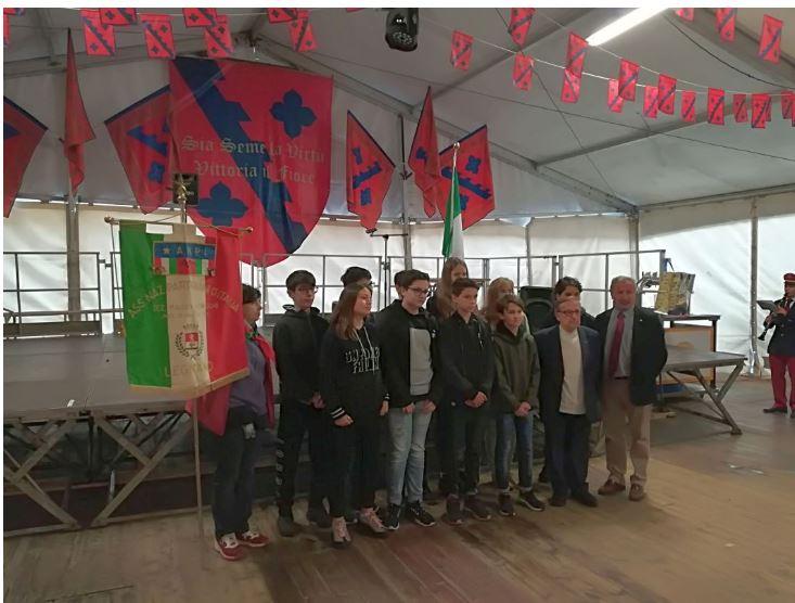Palio di Legnano: La pioggia non ferma il ricordo delle lotte Partigiane alla CascinaMazzafame