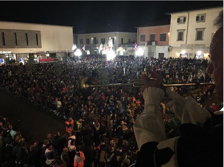 Palio di Fucecchio: Maggio è il mese delPalio