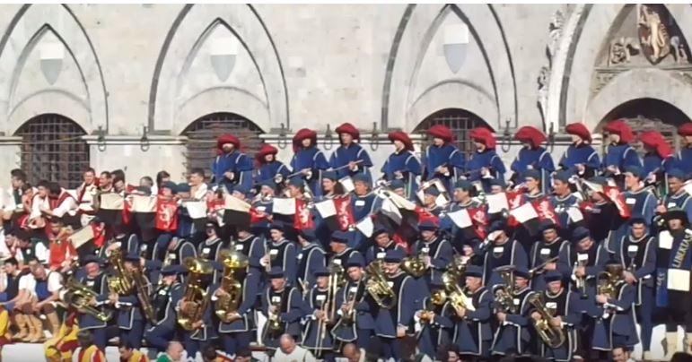Palio di Siena: Palio di Siena2015