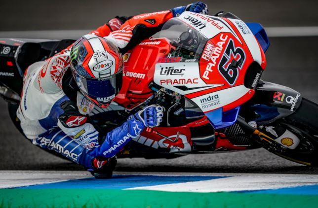 Provincia di Siena: MotoGP Italia, Pramac: che venerdì al Mugello! Fantastico primo posto diBagnaia