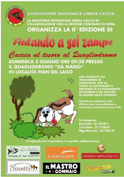Siena: Caccia al tesoro con il cane per i bambini diSiena