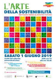"""Siena: Domani 01/06""""L'arte della sostenibilità"""", evento nel cortile delRettorato"""