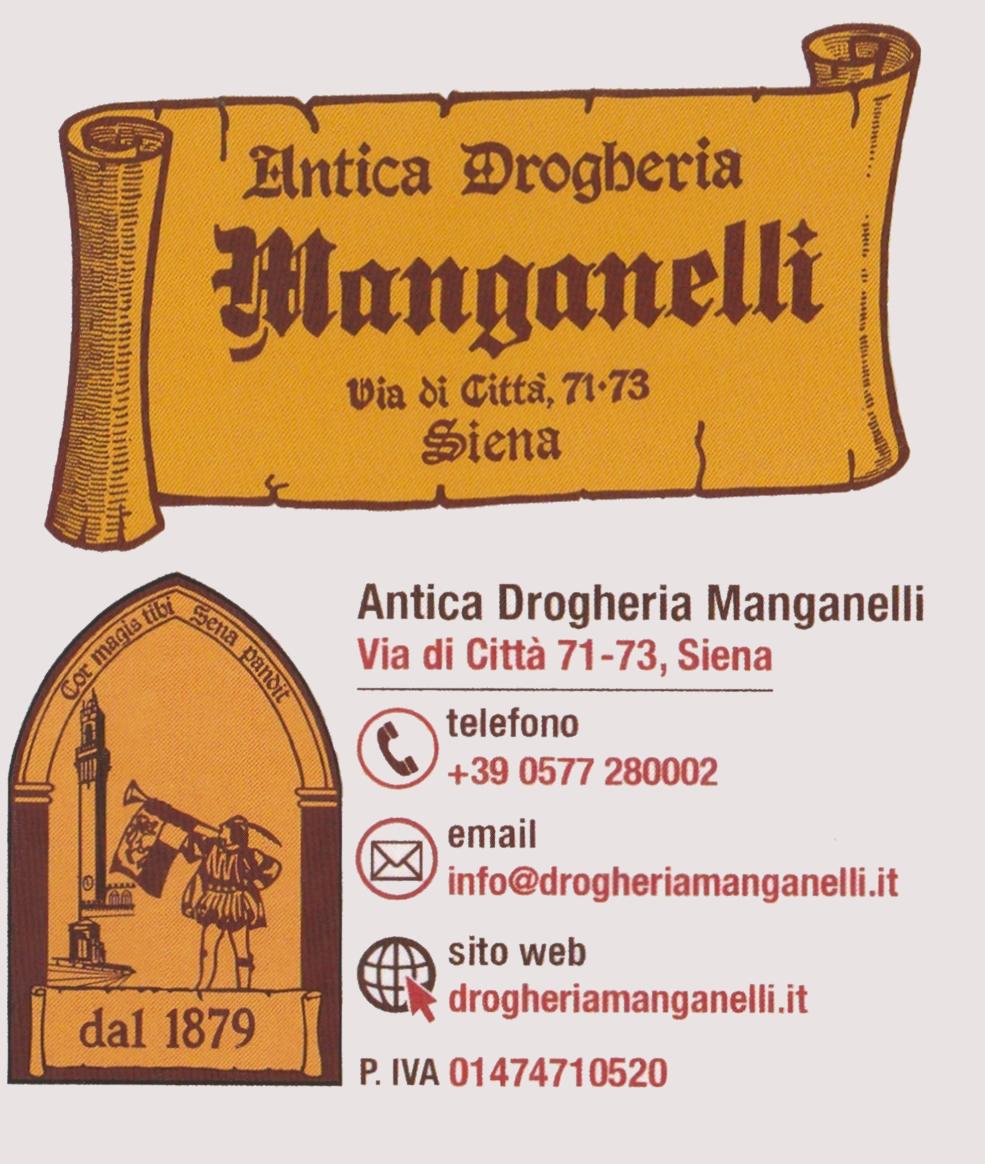 Antica Drogheria Manganelli 1879